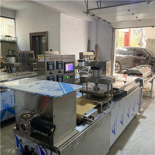 辽宁省葫芦岛市烫面春饼机设备型号厂家