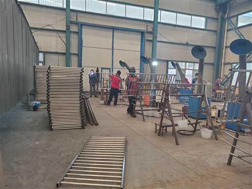 济南不锈钢碳素钢复合管栏杆服务态度优