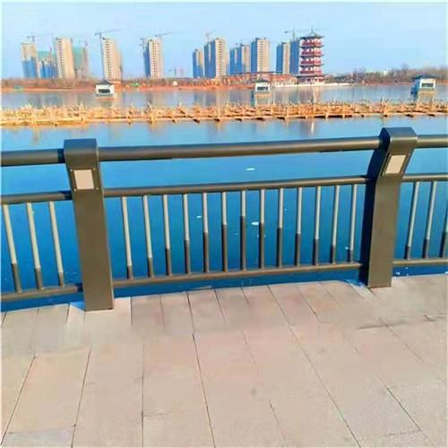 广州景观不锈钢桥梁护栏现货供应
