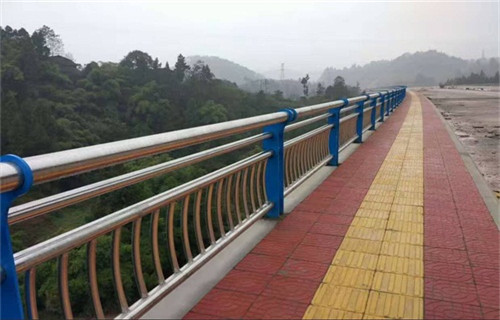 阳江增强型304不锈钢景区栏杆推陈出新