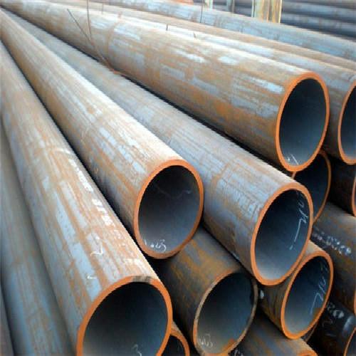 南京热浸镀锌无缝钢管客户要求生产各种规格非标厚壁管.