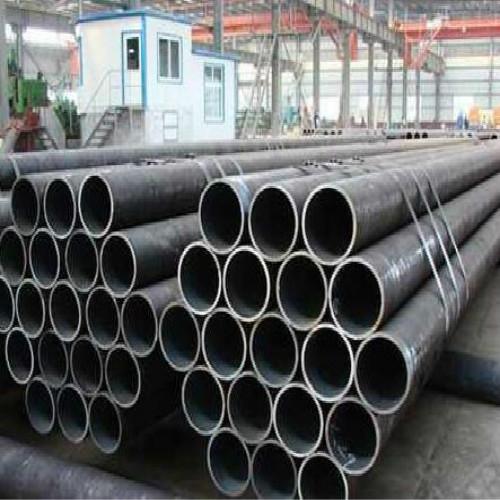 鹤壁42crmo钢管客户要求生产各种规格非标厚壁管.