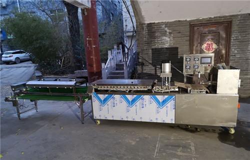 资讯-山西省不锈钢单饼机一台全自动多少钱-万年红机械