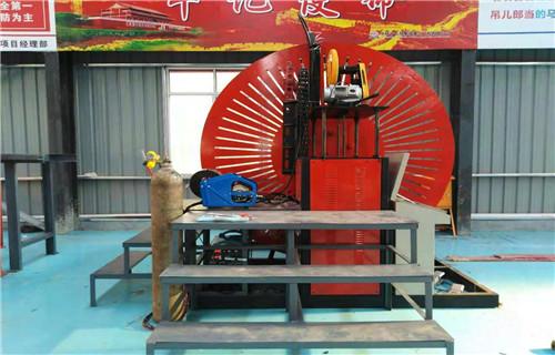 广东肇庆自动钢筋弯圆机能加工36米