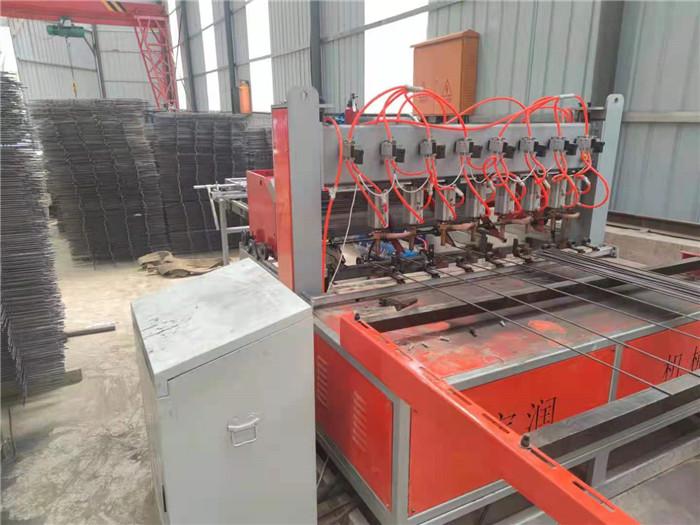 广东肇庆全自动建筑护栏网片焊接机厂好不好