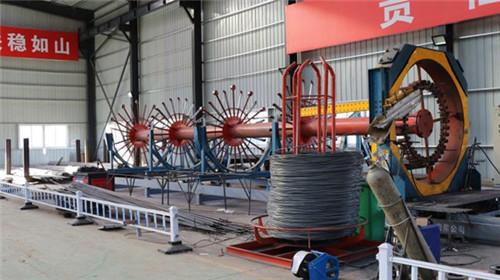 内蒙古自治区阿拉善小型钢筋笼绕丝机制造商|值得信赖