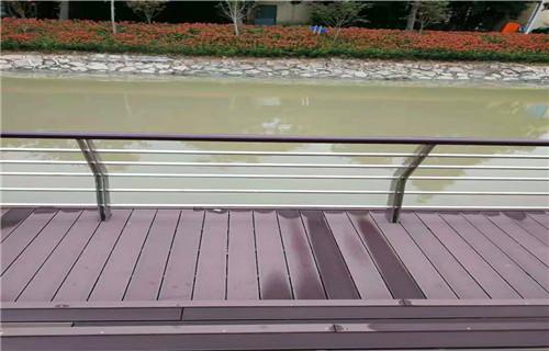 阿里不锈钢河道护栏好货直供