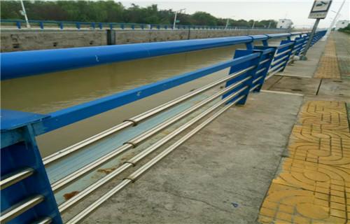 邢台桥梁护栏防撞立柱服务周到