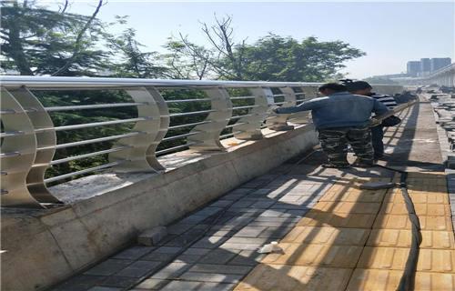 青海不锈钢景观护栏杆在线订购