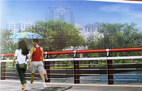 三亚不锈钢复合管桥梁护栏切割零售