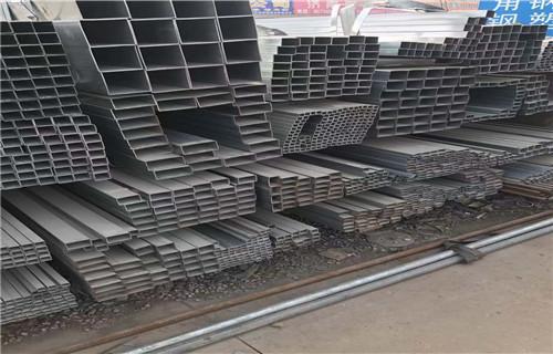 黑龙江省佳木斯市方矩管价格多少