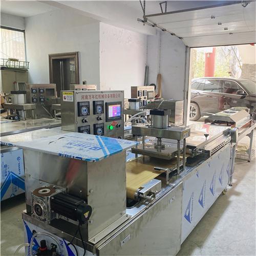 云南省楚雄市烙餅機配方新產品-資訊