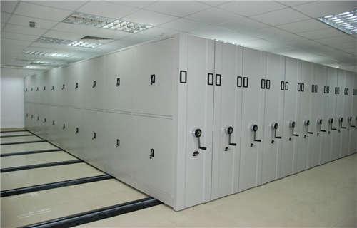 江门江海区移动档案密集架密集柜