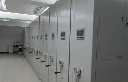 重庆江北区档案室移动密集柜