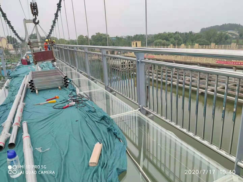 潮州安全橋梁護欄防腐性能強