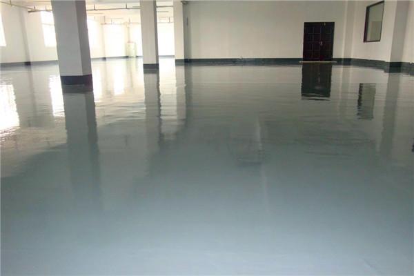廣東饒平停車場地板漆包工包料東升品牌