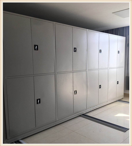 三亚档案盒密集柜增添