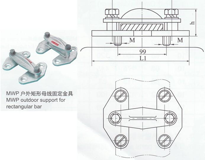 南充MST-120*10母线伸缩节