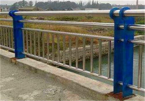 天水不锈钢桥梁防护栏杆鑫海达护栏公司