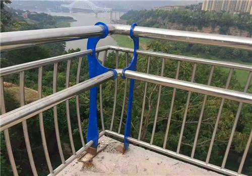 福建304不锈钢碳素钢复合管鑫海达护栏公司