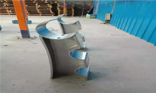 沧州201钢板立柱实力厂家