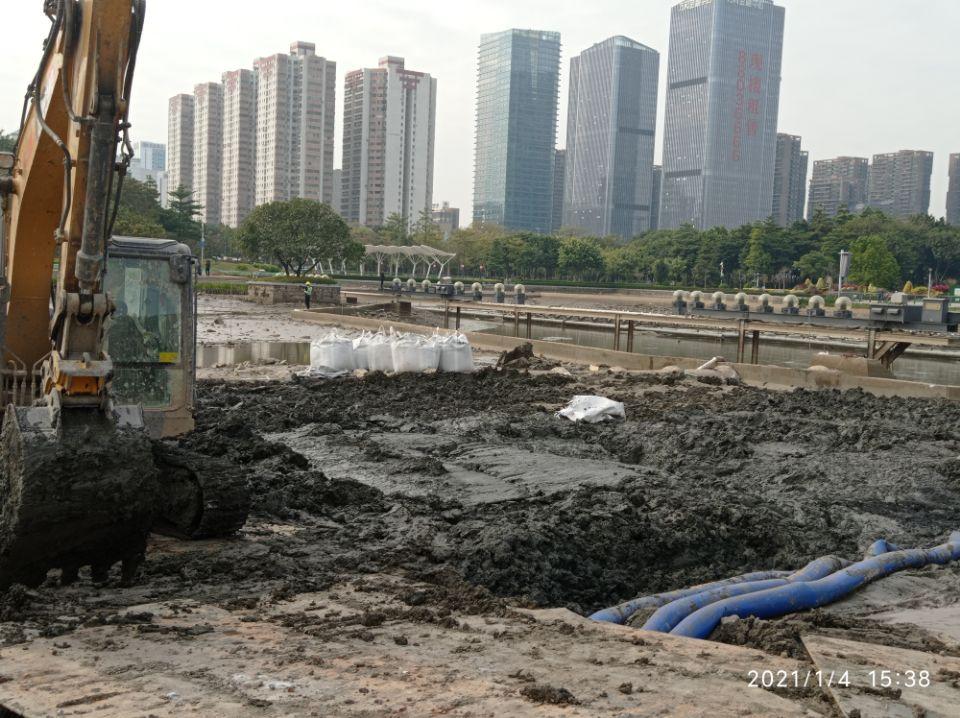 江河湖泊淤泥处理石屏污泥改性固化剂