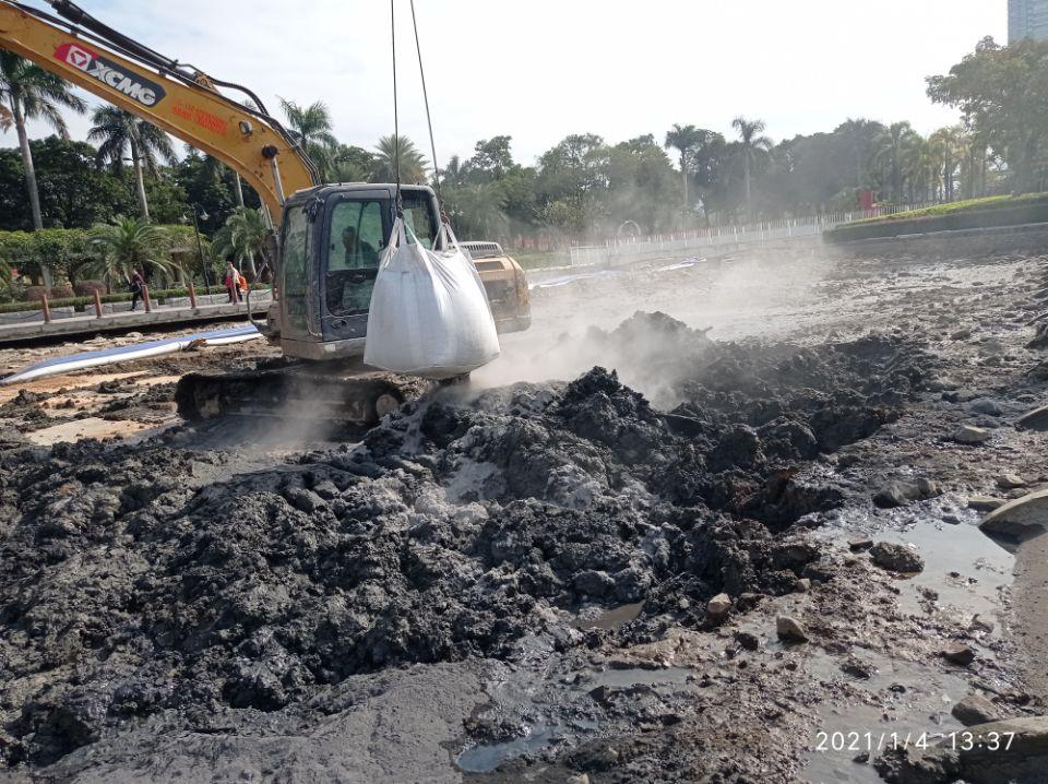 吹填土地基打桩软基处理个旧土壤固化剂生产厂家_欢迎咨询