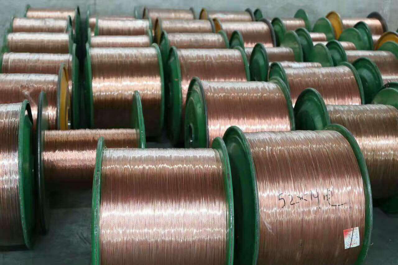 利津TJ-120平方铜绞线检测报告合格证厂家提供