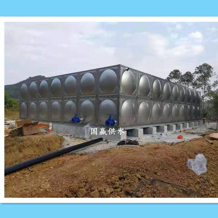 广西东兰不锈钢冷水箱水质清洁